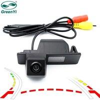 Intelligent Dynamic Trajectory Tracks Rear View Camera For Chevrolet Aveo Trailblazer Cruze Hatchback Wagon Opel Cadillas SRX