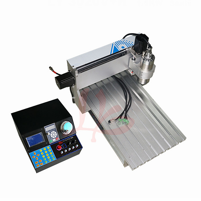 newest wood lathes CNC 3040 3 axis CNC Router CNC milling machine cnc 3040 cnc router cnc machine 3 4 5 axis mini engraving machine woodworking tools diy hy 3040 high quality metal acrylic