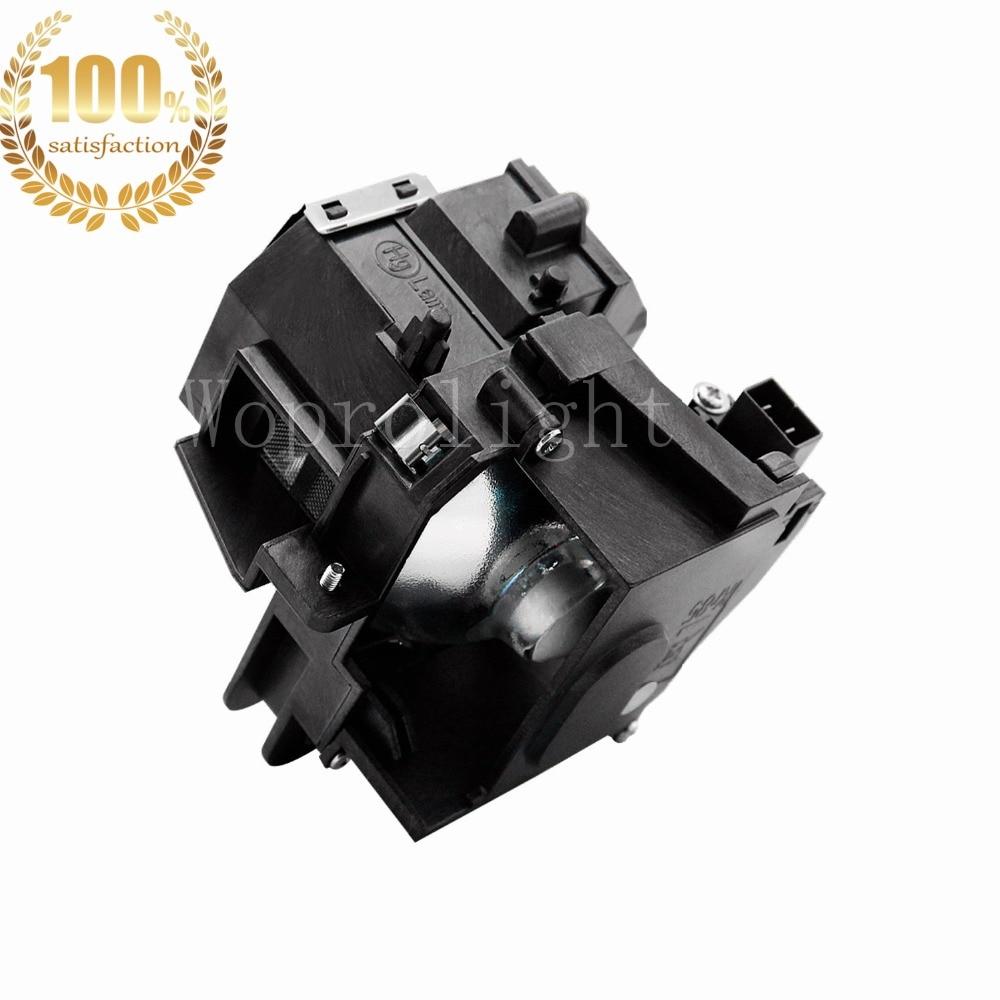 Lampe de rechange de qualité OEM Woprolight ELPLP49 / V13H010L49 - Accueil audio et vidéo - Photo 4