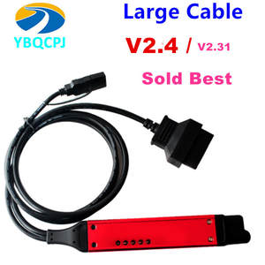 VCI3 V2.31 SDP3 VCI3 Scanner for VCI Wireless VCI-3 Truck Diagnosis Software WIFI