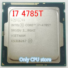 Intel i7-4785T CPU i7 4785T 22nm 35W processori desktop SR1QU scrattered pezzi