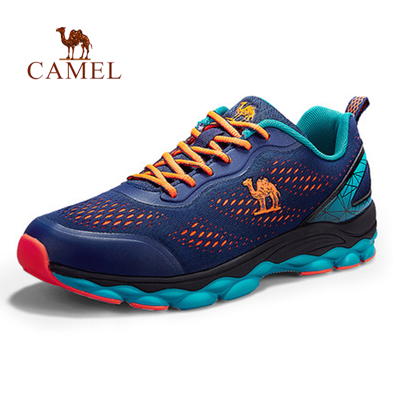 CAMEL New Men's Running Shoes Casual Lightweight Breathable Mesh Shock Absorption Fishing Outdoor Sports Sneaker camel men summer air mesh outdoor hiking shoes breathable shock absorption lightweight walking climbing excursion sneakers