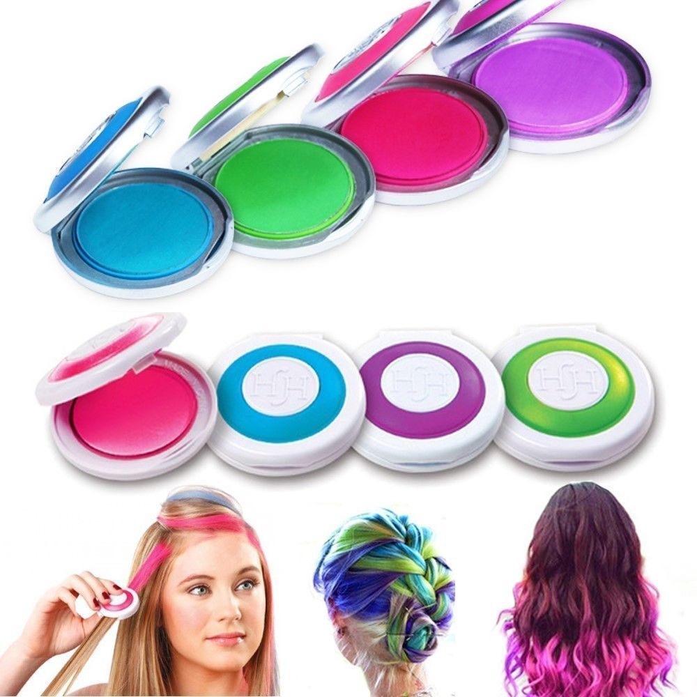 1pcs Diy Temporary Hair Chalk Special Color Dye Pastels Salon Kit