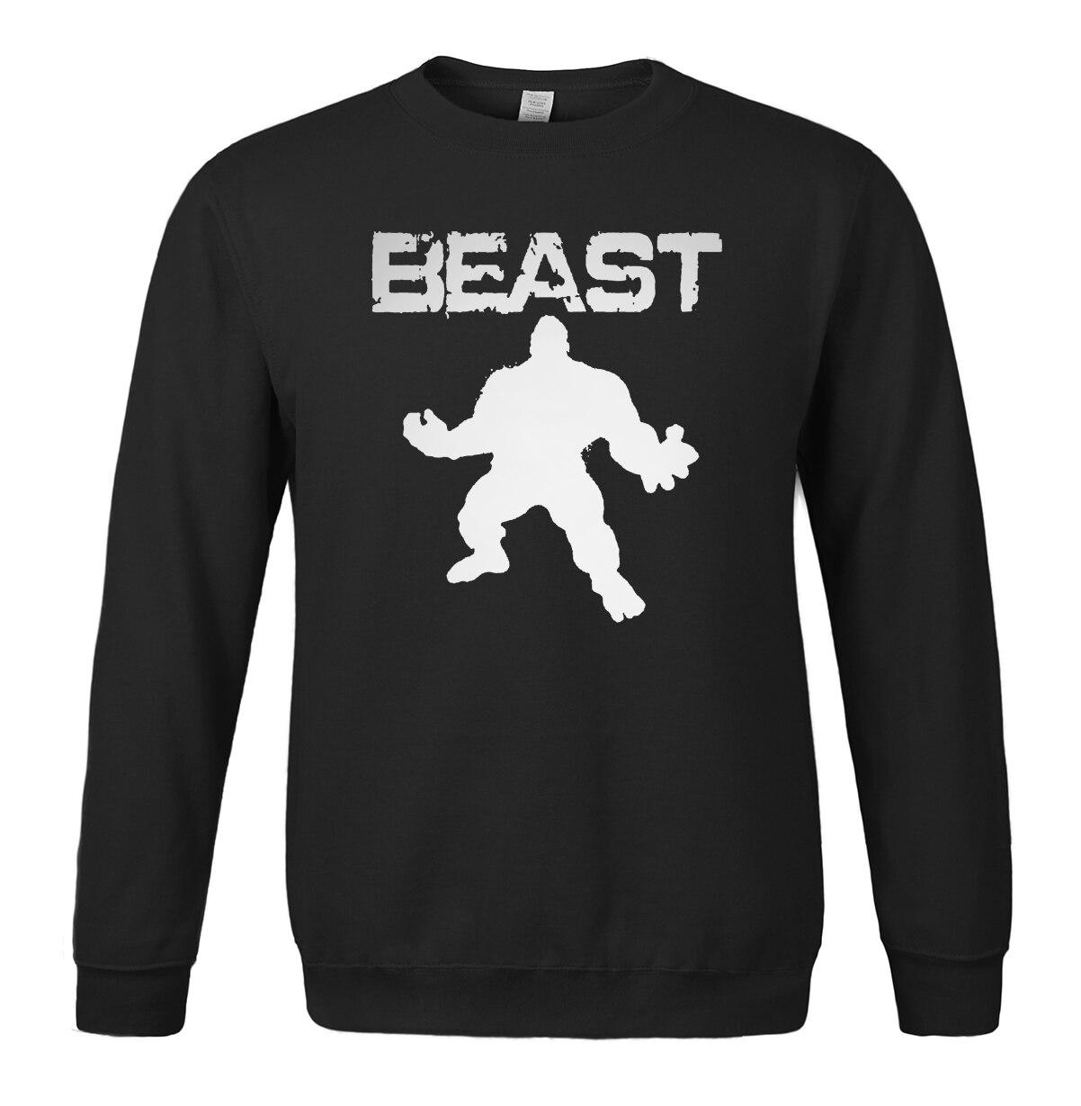 Men Hoodies 2019 New Style Spring Winter Sweatshirts Fleece Hoodies Men Tracksuit Loose Fit Hoodi Bodybuilding Streetwear