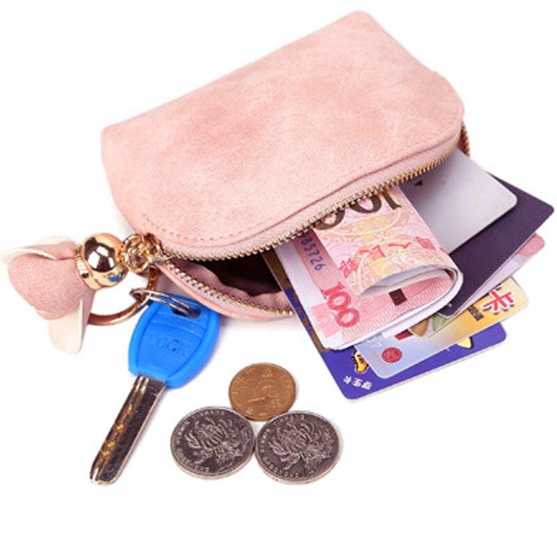 Fashion Wallet Female Short Paragraph Style Fashionable Multi-Card Bit Cute Little Fresh Mini Women Zipper Dumplings Coin Purse