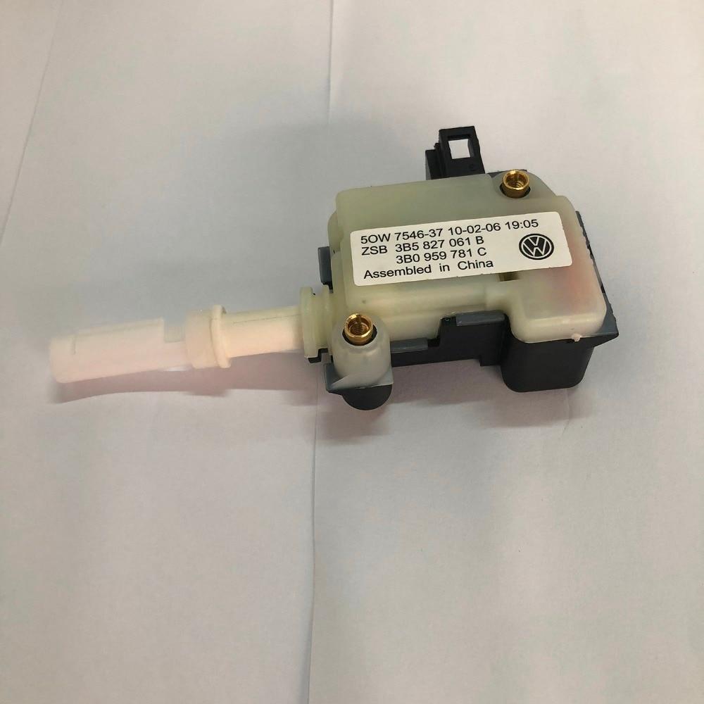 ELECTRIC LOCK//CATCH RELEASE MOTOR For VW Passat Touareg Transporter 3B5827061C