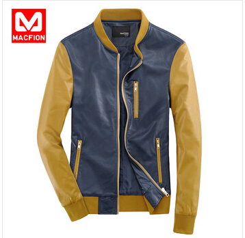 Aliexpress.com : Buy Baseball spring models motorcycle leather men