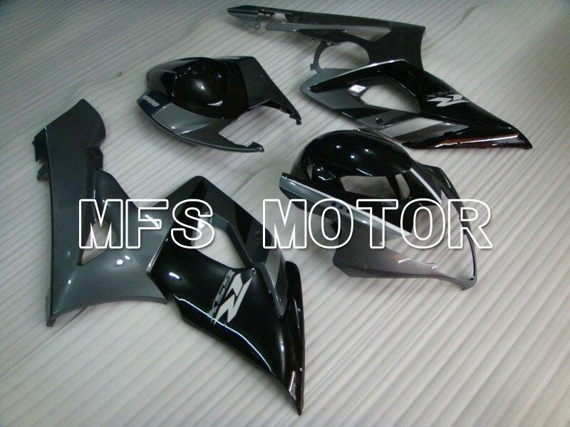 Формы для Suzuki GSXR 1000 К5 2005 2006 АБС обтекатель кузова инъекции наборы для GSXR1000 К5 05 06 - другие - серебристо-серый/черный