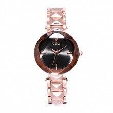 купить 2019 Hot Sale Special Gifts Women Watches Luxury Fashion Rhinestone Bracelet Ladies Watch Womans Wrist Watch relogio feminino дешево