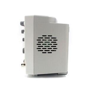 Image 4 - Hantek Oscilloscope portatif DSO4102C, appareil numérique à 2 canaux, 100MHz, USB + générateur de formes dondes arbitraire/fonction 7 pouces