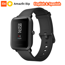 Xiaomi Huami Amazfit Bip Smart Watch [English Version] Smartwatch Pace Lite Bluetooth 4.0 GPS Heart Rate 45 Days Battery IP68