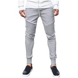 new cotton autumn fashion joggers slim fit pants men pantalons homme sweatpants harem sweat pants.jpg 250x250