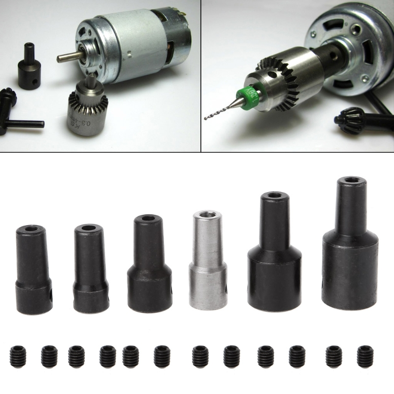 New Arrive 4-12mm Motor Shaft B10 Drill Clamp Chuck Coupling Coupler Connector Sleeve Screw Retail/wholesaleNew Arrive 4-12mm Motor Shaft B10 Drill Clamp Chuck Coupling Coupler Connector Sleeve Screw Retail/wholesale