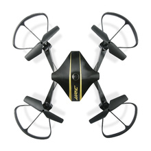 New Foldable Drone WiFi FPV 720P HD Photographs Actual-time Transmission Altitude Maintain Headless Mode 3D Flips Rolls