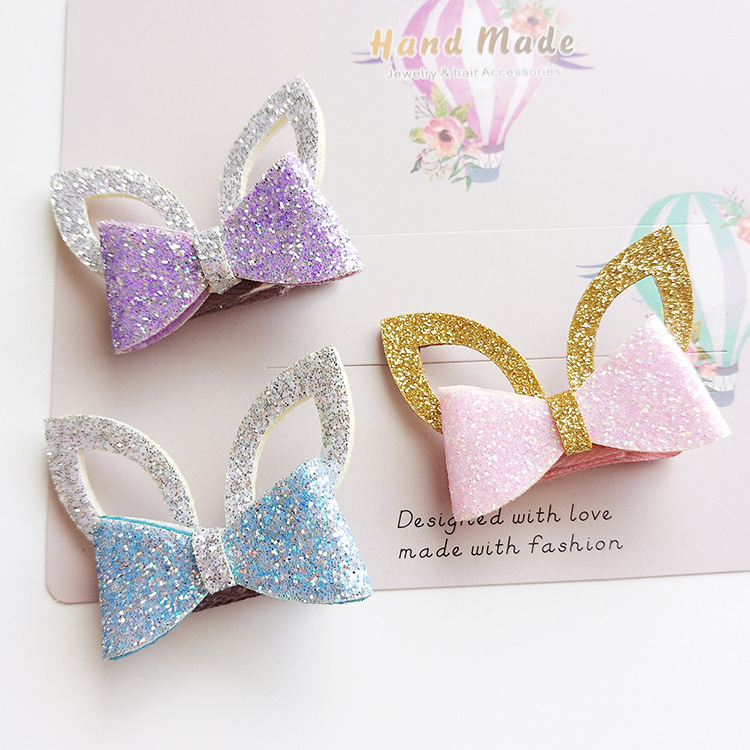 Hair Accessories Apprehensive New Korea Handmade Hairpin Bow Knot Hair Clips Shinny Crown Hair Grips For Girls Hair Accessories Accesorios Para El Pelo Utmost In Convenience Back To Search Resultsmother & Kids