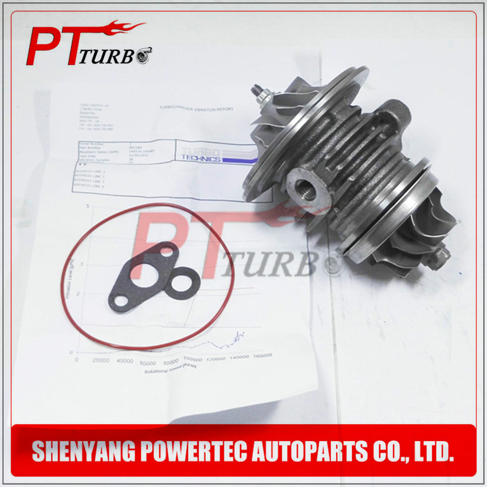 цены  TB2580 turbo cartridge 703605 / 14411-G2407 / 14411-G2405 core assy CHRA for Nissan Cabstar Terrano II TL18 2.7 L 95HP 2001-