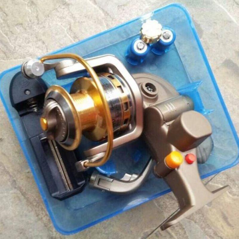 Automatic reel wisdom intelligent fish reel fishing reel for Automatic fishing reel