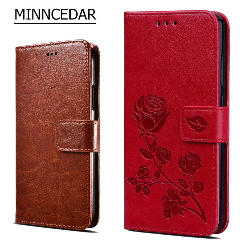 Doogee N10 Case Doogee Y8 Plus Y8C Case Cover Magnetic Flip Wallet PU Leather Stand Phone Bags For Doogee Y7 X80 Case image