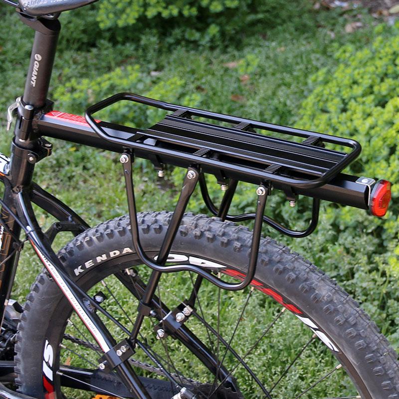Deemount Bicicleta Portaequipajes Cargo Estante de bastidor trasero - Ciclismo - foto 6