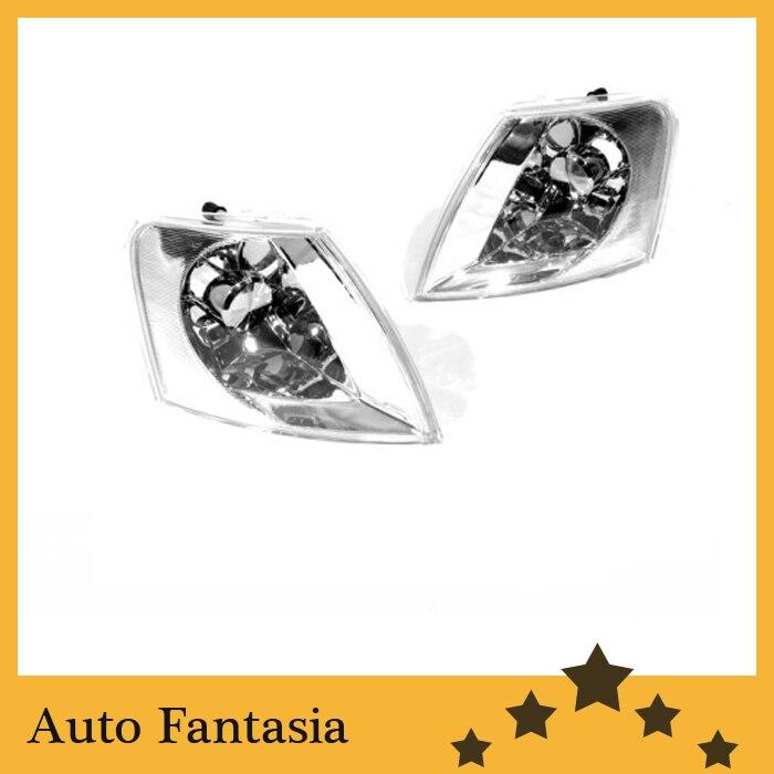 Cristal clair coin lumière pour Volkswagen passat b5