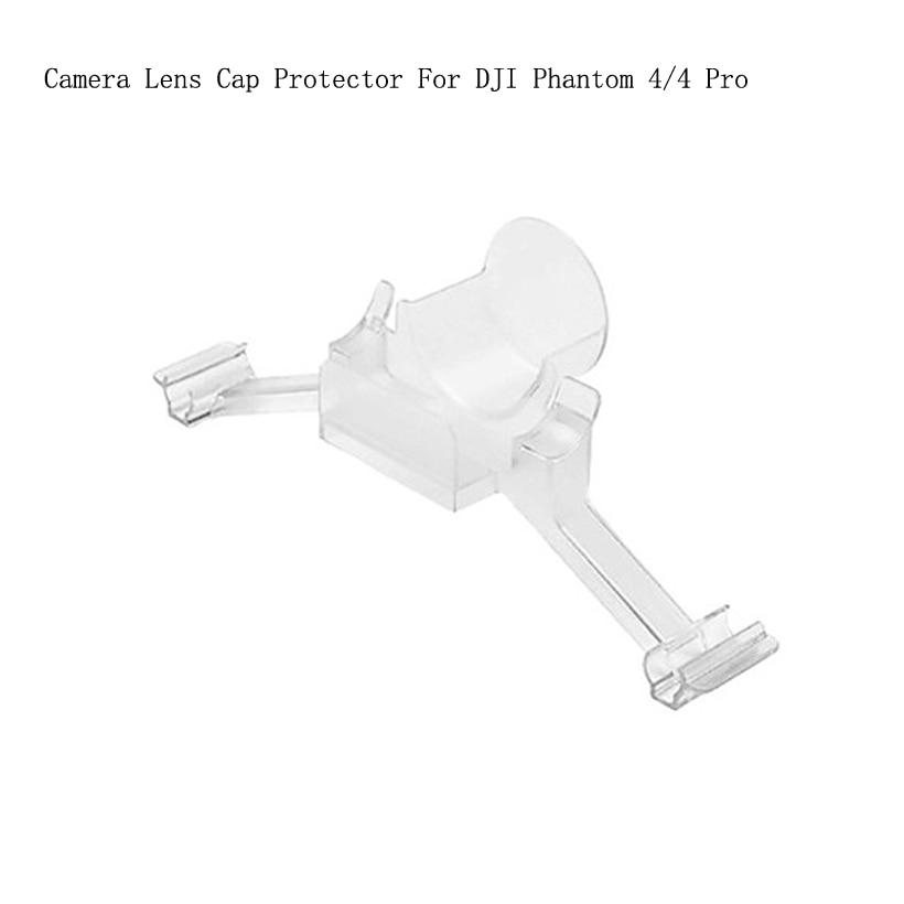 цена на For DJI Phantom 4/4 Pro Gimbal Lock Buckle Holder PTZ Camera Lens Cap Protector Drop Shipping 80522