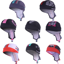 Original  Meikroo skull cyclist  black Sunscreen Headwear  Bicycle Bandana  cycling  Pirate Headband cap цена