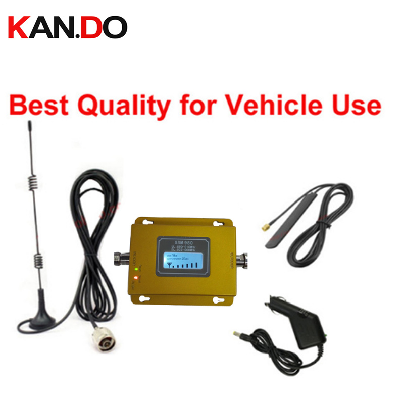 Best Quality Car Use GSM Booster GSM Repeater GSM Signal Enlarger For Car Use 69dbi 22dbm Power Signal Repeater For 2G Network