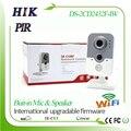Hikvision Новый Английский Обновляемая Версия DS-2CD2432F-IW 3-МЕГАПИКСЕЛЬНОЙ Wi-Fi Сети Ip-камера ВИДЕОНАБЛЮДЕНИЯ Главная Безопасность Радионяня ИК POE Аудио