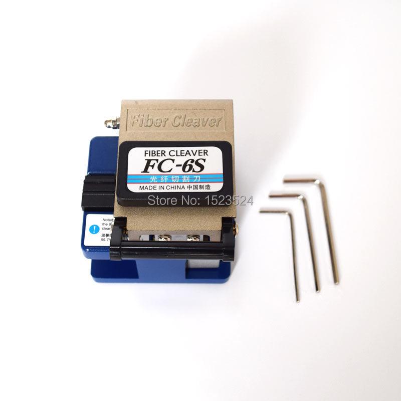 10 шт./компл. FTTH Набор инструментов для оптического волокна с волоконный Тесак для зачистки волоконно-оптического кабеля оптический Мощность метр прибор для визуального определения повреждения Lcator 5 км