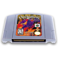 Ogre Battle 64 Person Of Lordly Caliber English Language For 64 Bit USA EU Version Video