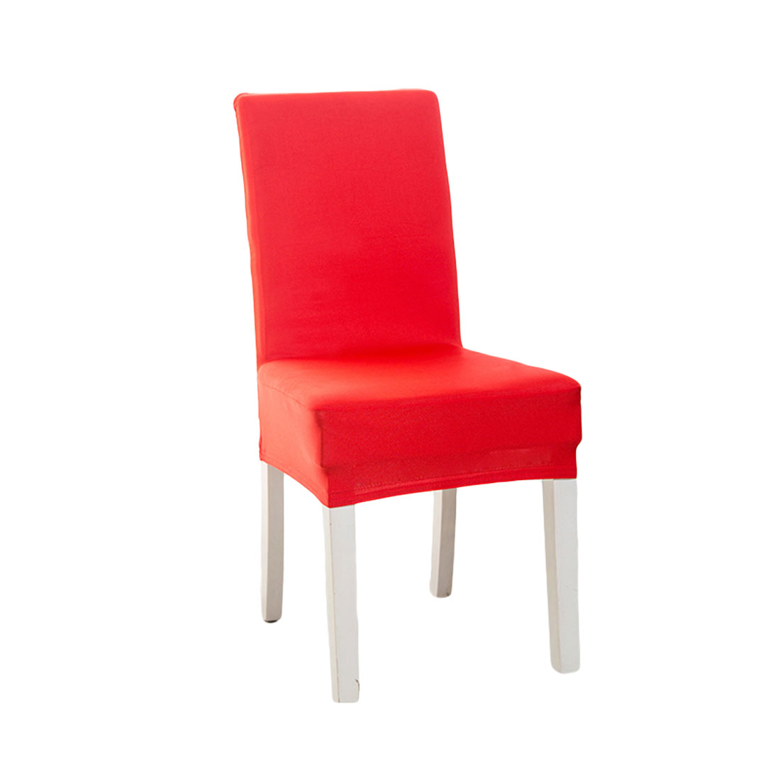 Dining Room Chair Protective Covers: Hot Dining Chair Covers Spandex Strech Dining Room Cadeira