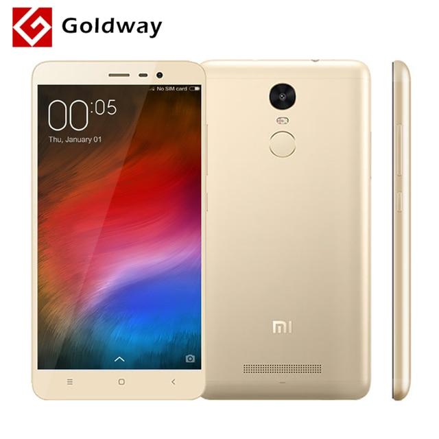 Original Xiaomi Redmi Note 3 Pro Prime Snapdragon 650 32GB ROM Mobile Phone 55 1920x1080