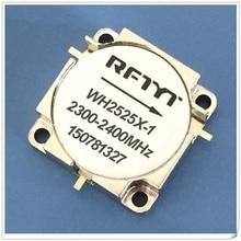 2400 2500MHz RF microstrip מבודד סירקולטור 2.4GHz מבודד סירקולטור יכול להיות מותאם אישית