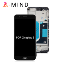 5.5 AMOLED Display For Oneplus 5 Display Touch Screen Replacement For Oneplus 5 LCD Screen Replace Assembly A5000 LCD