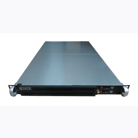 1U chassis IDC rack / / industrial / network / mail server chassis can be installed with dual motherboard portwell robo 8712evg2a industrial motherboard dual network length of two usb p4 card