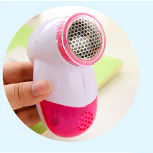 3 Colors ABS Electric Clothes Lint Removers Fuzz Pills Shaver for Sweaters/Curtains/Carpets Clothing Lint Pellets Cut Machine