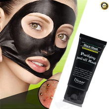 Face Care Black Mud Cleansing Suction Mask Peel Off Mask หน้ากากจมูก Blackhead Remover สิวการรักษา Drop Shipping(China)