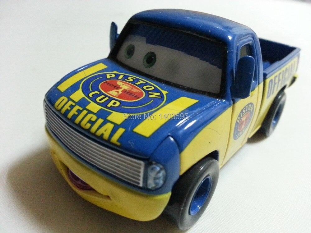 Galleria fotografica Pixar Cars Dexter Hoover Métal Diecast Toy Car 1:55 Lâche Brand New En Stock Livraison Gratuite