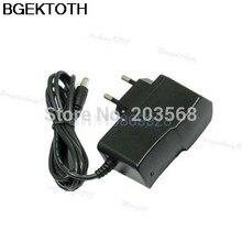 1pc alimentation adaptateur chargeur 12V 1A AC cc Plugtop alimentation adaptateur 1000mA nouveau M126 vente chaude