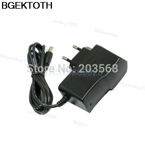 1pc power supply adapter charger <font><b>12V</b></font> 1A AC DC Plugtop Power Adapter Supply <font><b>1000mA</b></font> New M126 hot sale image