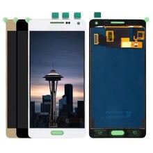 Для Samsung Galaxy A5 2015 A500 A5000 A500F A500FU A500M A500Y A500FQ Сенсорный экран планшета + ЖК-дисплей Дисплей сборки