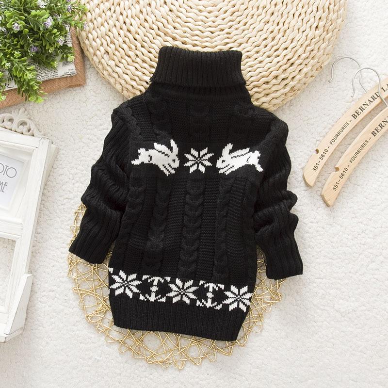 Sundae-Angel-Boys-sweater-For-Kids-Baby-Turtleneck-Thick-Long-Sleeve-Rabbit-Cartoon-Winter-2017-baby-girl-sweater-4