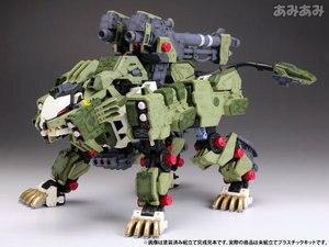 Image 2 - BT 1/72 ZOIDS לייגר אפס Panzer Gundam התאסף דגם אנימה פעולה איור יום הולדת מתנה לחג המולד