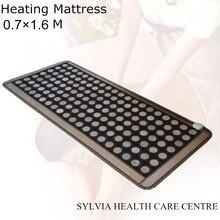 2015 Hot NEW products beauty spa centre Korea Natural heating jade Mattress Heating Pad Medical Sofa Mattress 0.7X1.6M