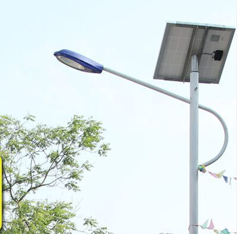 kit solar ilumina o 30w solar street lights intelligent control optocoupler+Photovoltaic panels Kit free shipping стоимость