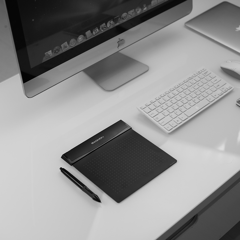 Brand New GAOMON S56K Black Graphic Pen Tablet Diseño flexible - Periféricos de la computadora - foto 3
