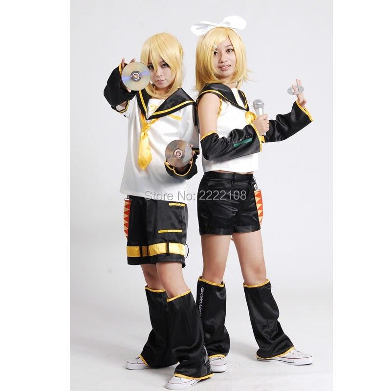 Anime VOCALOID anime cosplay Kagamine Len cosplay disfraz de - Disfraces - foto 2