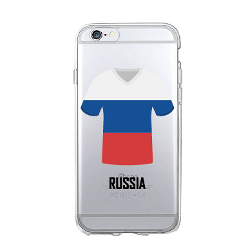 HEHAN for iphone 7 2018 World Soccer jersey pattern phone case for Samsung 9plus back cover mobile phone shell