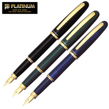 Platinum japonya klasik serisi dolma kalem Iraurita mürekkep dönüştürücü PGB 3000