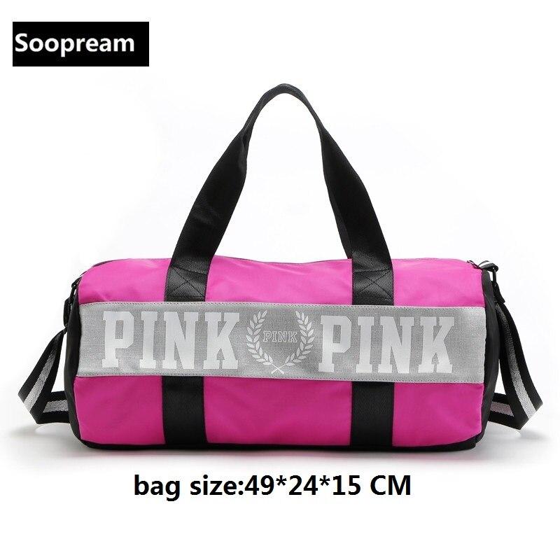 Vs love pink girl donne borsone Da Viaggio borsa da viaggio Borse di Business Victoria spiaggia borsa a tracolla grande segreto borse di capacità
